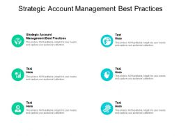 Strategic Account Management Best Practices Ppt Powerpoint Presentation Show Designs Download Cpb