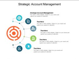 Strategic Account Management Ppt Powerpoint Presentation Layouts Good Cpb