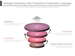 Strategic Advertising Plan Powerpoint Presentation Examples