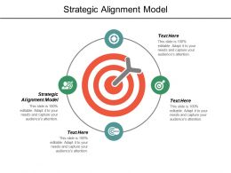 Strategic Alignment Model Ppt Powerpoint Presentation Layouts Graphics Cpb