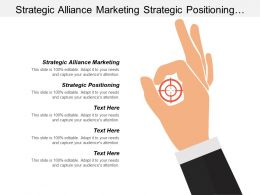 Strategic Alliance Marketing Strategic Positioning System Implementation Process Cpb