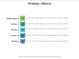 Strategic Alliance Ppt Powerpoint Presentation Outline Graphics Example Cpb