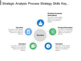 Strategic Analysis Process Strategy Skills Key Performance Indicator Cpb