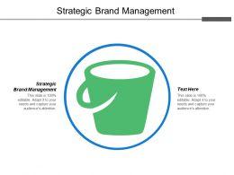 Strategic Brand Management Ppt Powerpoint Presentation Model Grid Cpb