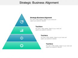 Strategic Business Alignment Ppt Powerpoint Presentation Outline Diagrams Cpb