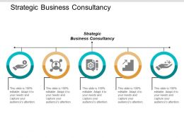 Strategic Business Consultancy Ppt Powerpoint Presentation Layouts Graphics Cpb