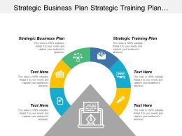 Strategic Business Plan Strategic Training Plan Strategy Implementation Cpb