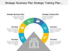 Strategic Business Plan Strategic Training Plan Strategy Implementation Cpb