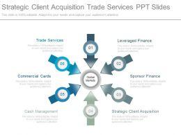 strategic_client_acquisition_trade_services_ppt_slides_Slide01