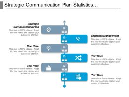 Strategic Communication Plan Statistics Management Business Process Utility Cpb