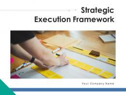 Strategic Execution Framework Environmental Communications Planning Resource Development