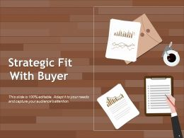 Strategic Fit With Buyer Example Ppt Presentation