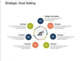 Strategic Goal Setting Ppt Powerpoint Presentation Show Cpb