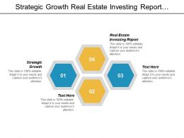 Strategic Growth Real Estate Investing Report Marketing Organisation Cpb