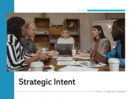 Strategic Intent Clear Communication Increase Shareholder Training Development