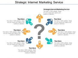 Strategic Internet Marketing Service Ppt Powerpoint Presentation Model Picture Cpb