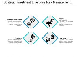 Strategic Investment Enterprise Risk Management Asset Allocation Business Technology Cpb