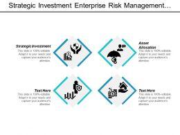 Strategic Investment Enterprise Risk Management Asset Allocation Business Technology Cpb
