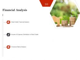 Strategic Investment In Real Estate Financial Analysis Ppt Powerpoint Presentation Background Designs
