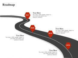Strategic Investment In Real Estate Roadmap Powerpoint Presentation Example Introduction