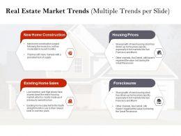 Strategic Investment Real Estate Market Trends Multiple Trends Per Slide Ppt Slides