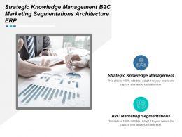 Strategic Knowledge Management B2c Marketing Segmentations Architecture Erp Cpb