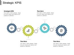 Strategic Kpis Ppt Powerpoint Presentation Infographic Template Display Cpb