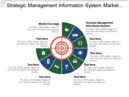 Strategic Management Information System Market Coverage