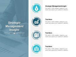 Strategic Management Insight Ppt Powerpoint Presentation Slide Download Cpb
