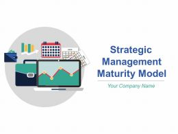 Strategic Management Maturity Model Powerpoint Presentation Slides