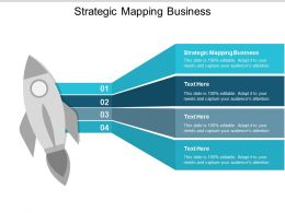 Strategic Mapping Business Ppt Powerpoint Presentation Summary Themes Cpb