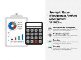 Strategic Market Management Product Development Venture Capital Construction Management Cpb