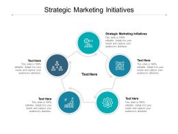 Strategic Marketing Initiatives Ppt Powerpoint Presentation Outline Slide Download Cpb