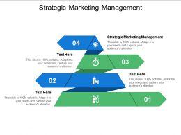 Strategic Marketing Management Ppt Powerpoint Presentation Layouts Slide Download Cpb