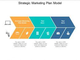 Strategic Marketing Plan Model Ppt Powerpoint Presentation Icon Sample Cpb