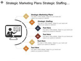 Strategic Marketing Plans Strategic Staffing Quantitative Marketing Research