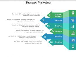 Strategic Marketing Ppt Powerpoint Presentation Icon Show Cpb