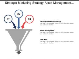 Strategic Marketing Strategy Asset Management Stress Management Business Networking