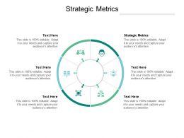 Strategic Metrics Ppt Powerpoint Presentation Example 2015 Cpb