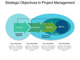 Strategic Objectives In Project Management