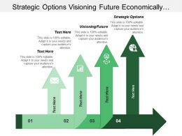 Strategic Options Visioning Future Economically Coherent Value Network