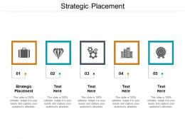 Strategic Placement Ppt Powerpoint Presentation Pictures Topics Cpb