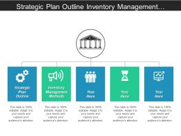 Strategic Plan Outline Inventory Management Methods Interpersonal Skills Cpb