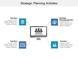 Strategic Planning Activities Ppt Powerpoint Presentation File Demonstration Cpb