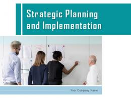 Strategic Planning And Implementation Track Progress Drive Accountability Communicate