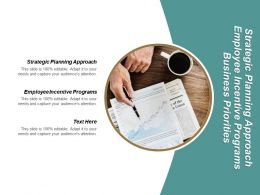 Strategic Planning Approach Employee Incentive Programs Business Priorities Cpb