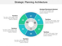 Strategic Planning Architecture Ppt Powerpoint Presentation Infographic Template Grid Cpb