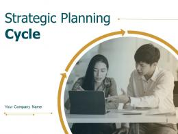 Strategic Planning Cycle Achieve Project Goals Strategy Analysis Planning Performance