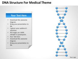 strategic_planning_dna_structre_for_medical_theme_powerpoint_templates_ppt_backgrounds_slides_0618_Slide01