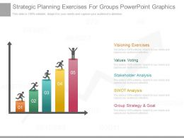 Strategic Planning Exercises For Groups Powerpoint Graphics